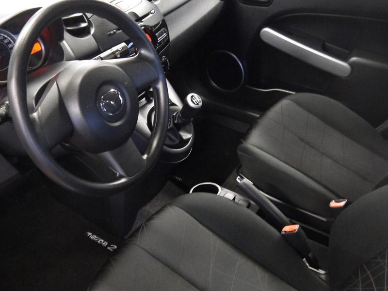 Mazda Bifuel